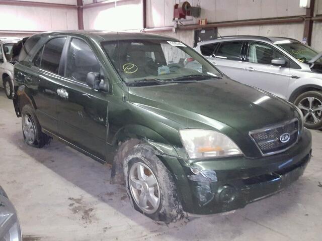 2003 KIA SORENTO EX 3.5L