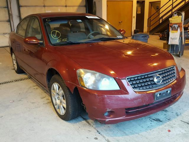 2005 NISSAN ALTIMA S 2.5L