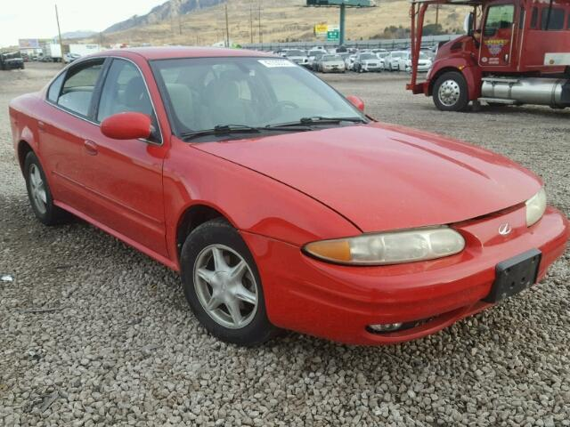 auto auction ended on vin 1g3nl52t81c144820 2001 oldsmobile alero gl in ut ogden 2001 oldsmobile alero gl in ut ogden