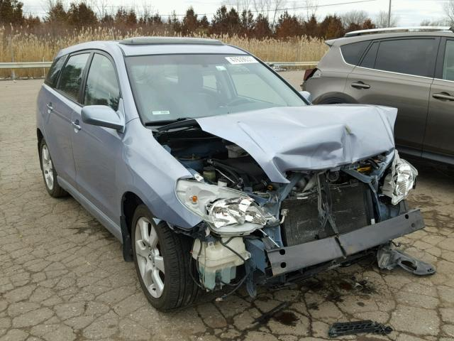 2005 toyota corolla matrix xrs for sale mi detroit tue mar 27 2018 salvage cars. Black Bedroom Furniture Sets. Home Design Ideas