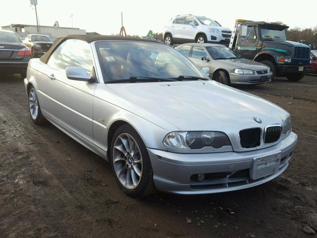 2002 BMW 325 CI 2.5L