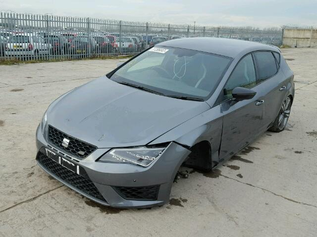 2017 Seat Leon Cupra For Sale At Copart Uk Salvage Car