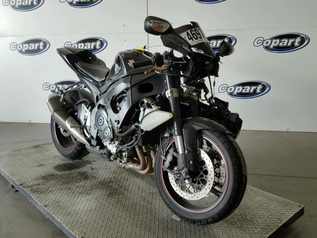 2008 SUZUKI GSX-R750 4