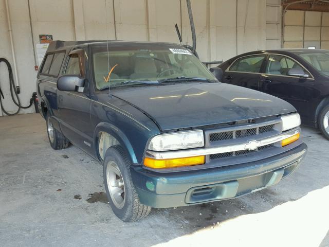 1998 CHEVROLET S TRUCK S1 2.2L