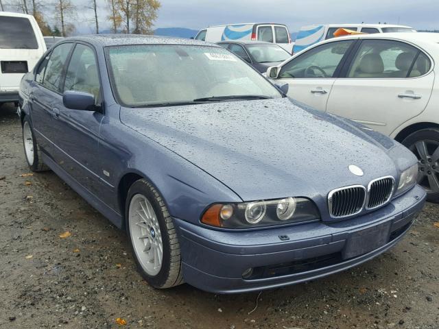 2001 BMW 540 I AUTO 4.4L