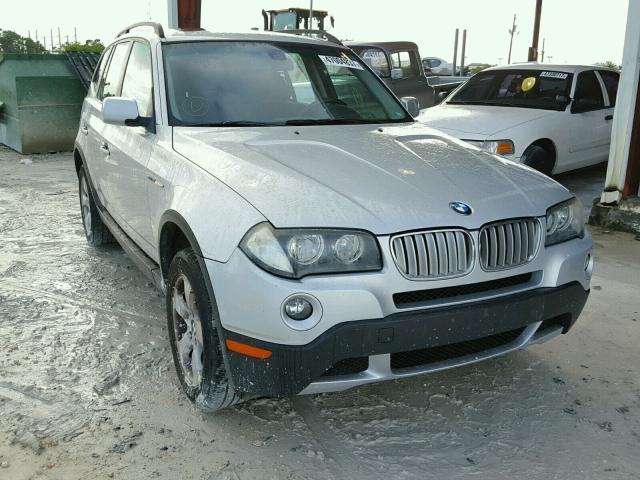 2007 BMW X3 3.0SI 3.0L