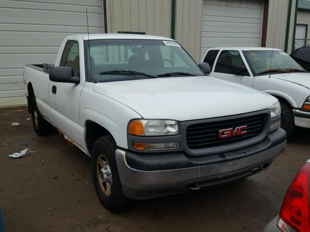 1999 GMC NEW SIERRA 4.8L