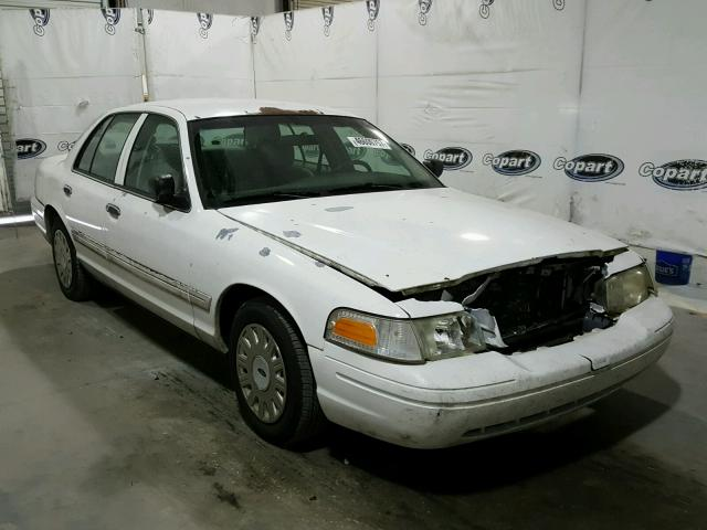 2004 FORD CROWN VICT 4.6L