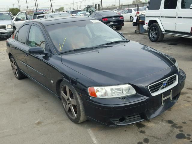 2005 VOLVO S60 R 2.5L