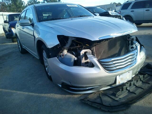 2011 CHRYSLER 200 TOURIN 2.4L