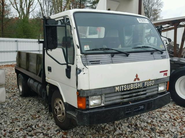 1991 MITSUBISHI FUSO TRUCK OF FE 434 3.3L