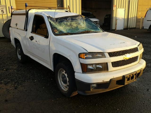 2011 CHEVROLET COLORADO 2.9L