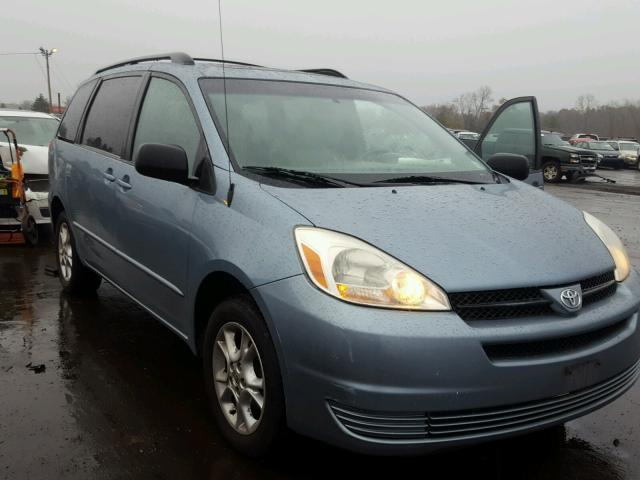 2005 TOYOTA SIENNA LE 3.3L