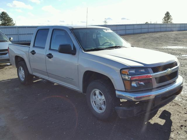 2005 CHEVROLET COLORADO 3.5L