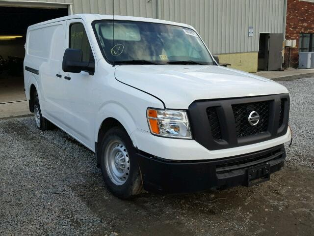 Auto Auction Ended on VIN: 1N6BF0KM1GN808777 2016 NISSAN NV in VA - HAMPTON