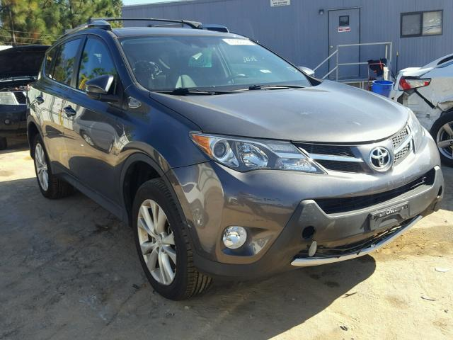 2014 TOYOTA RAV4 LIMIT 2.5L