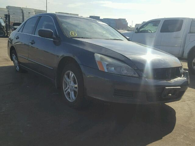 2007 HONDA ACCORD EX 2.4L