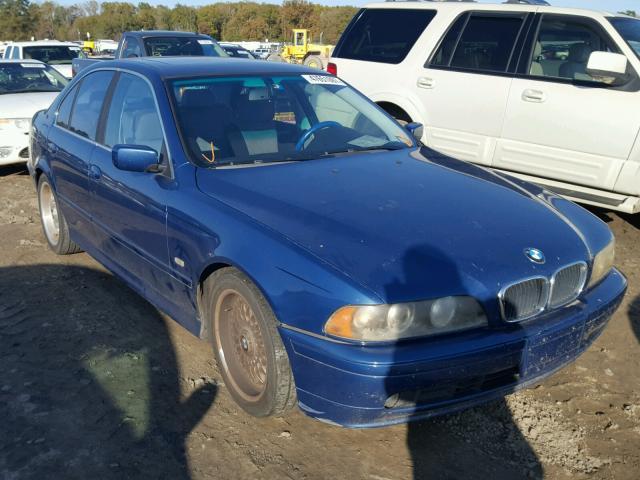 2001 BMW 525 I AUTO 2.5L