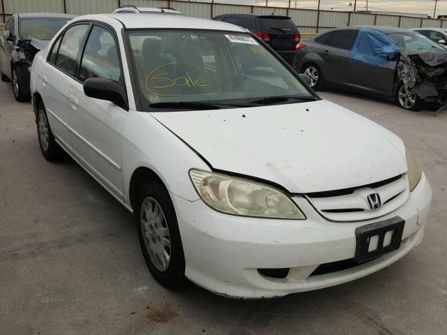 2004 HONDA CIVIC LX 1.7L