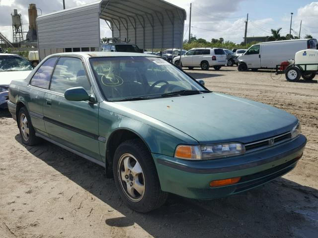 1992 HONDA ACCORD LX 2.2L