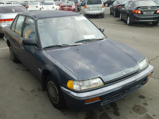 1989 HONDA CIVIC LX 1.5L