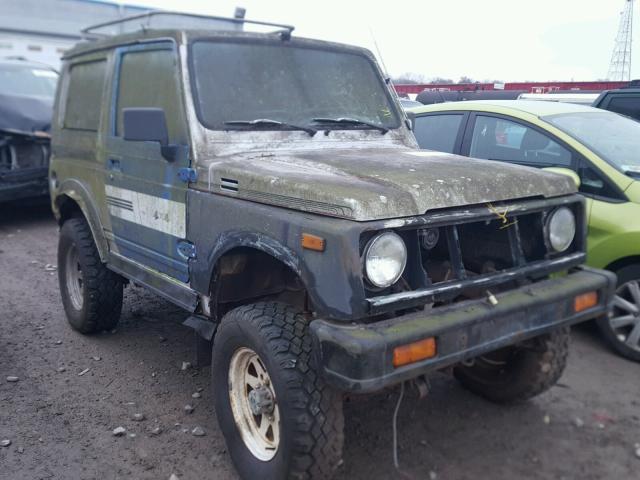 Suzuki Samurai Salvage