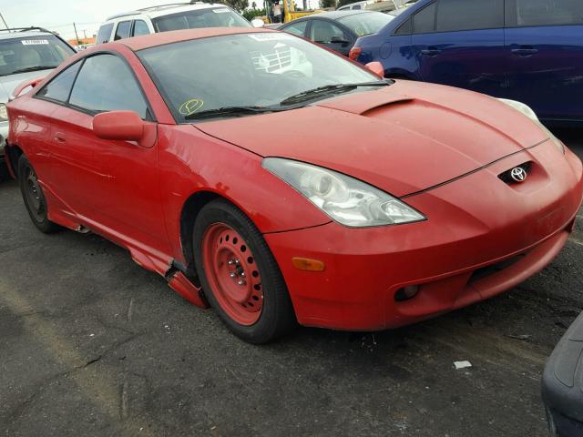 2000 TOYOTA CELICA GT 1.8L