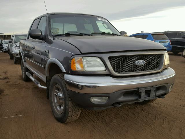 2002 FORD F150 SUPER 5.4L