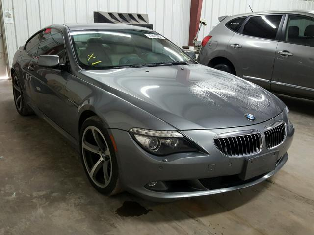 2008 BMW 650 I 4.8L