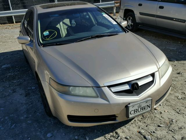 UUAA GOLD ACURA TL On Sale In DC WASHINGTON DC - 04 acura tl for sale