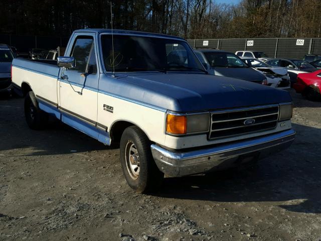1991 FORD F150 5.0L