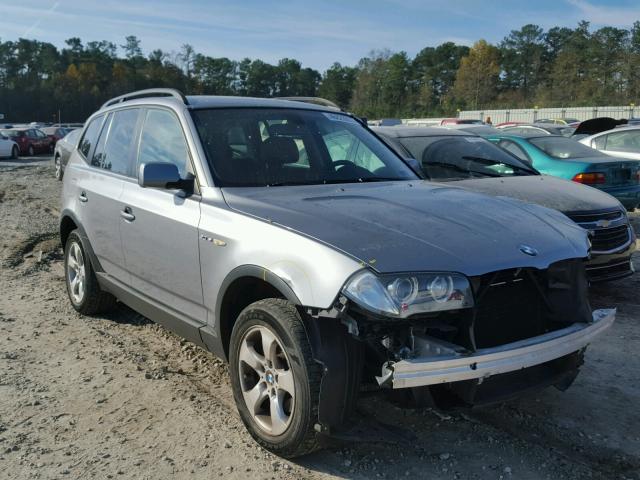 2008 BMW X3 3.0SI 3.0L