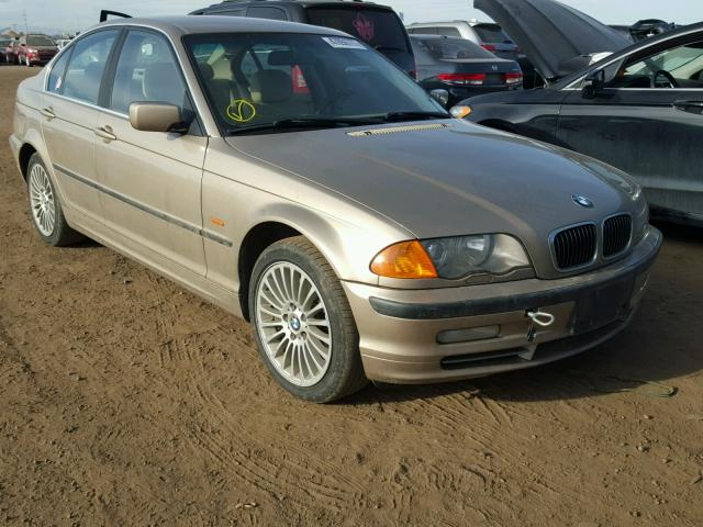 2001 BMW 330 I 3.0L