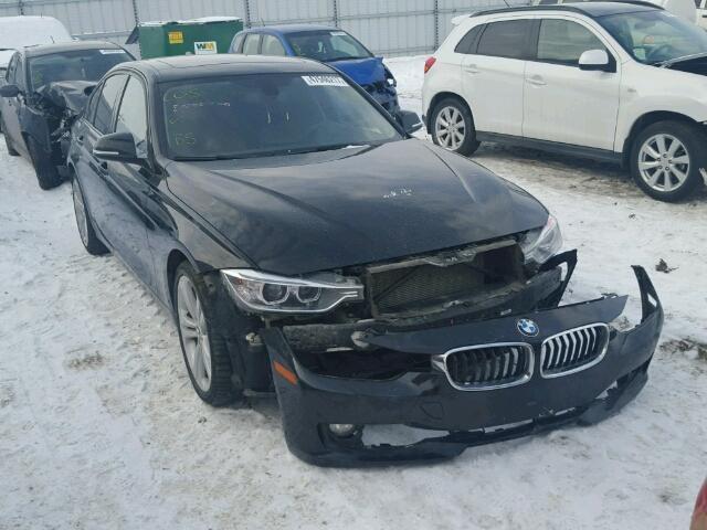 2014 BMW 328 XI 2.0L