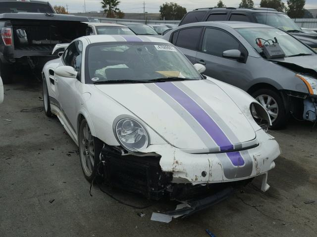 2008 porsche 911 gt2 for sale ca martinez salvage. Black Bedroom Furniture Sets. Home Design Ideas