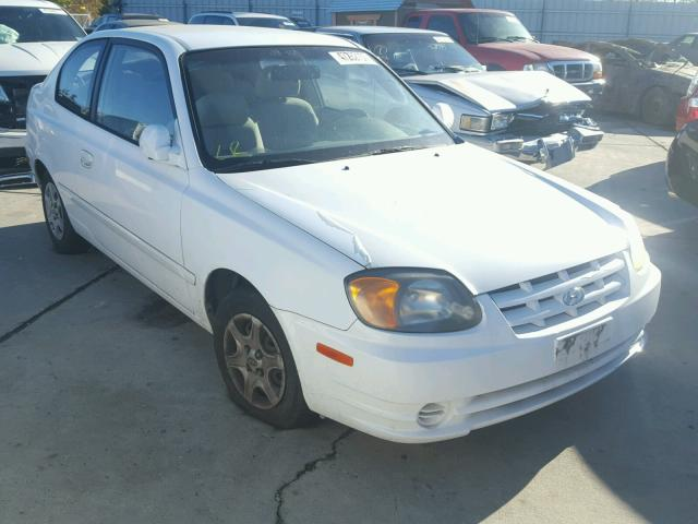 2005 HYUNDAI ACCENT GS 1.6L