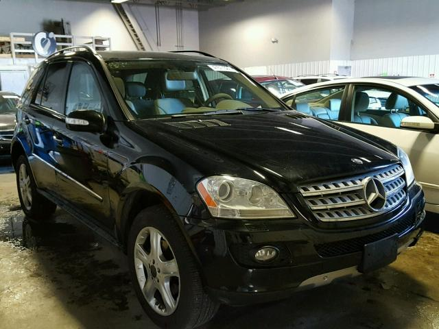 Auto Auction Ended On Vin 4jgbb22e98a372798 2008 Mercedes Benz Ml