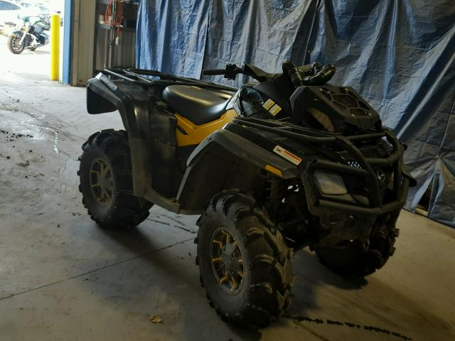2011 CAN-AM OUTLANDER 2