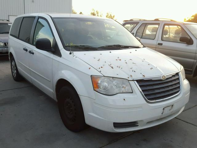 2008 CHRYSLER TOWN & COU 3.3L