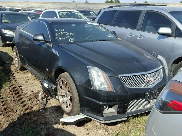 auto auction ended on vin 1g6dv1ep0c0103683 2012 cadillac cts v in tx houston. Black Bedroom Furniture Sets. Home Design Ideas