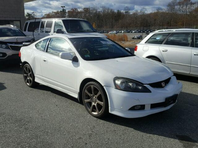 2006 Acura Rsx Type S >> Jh4dc53036s014066 2006 Acura Rsx Type S In Ri