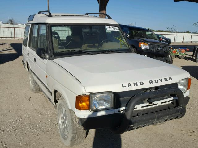 1996 LAND ROVER DISCOVERY 4.0L