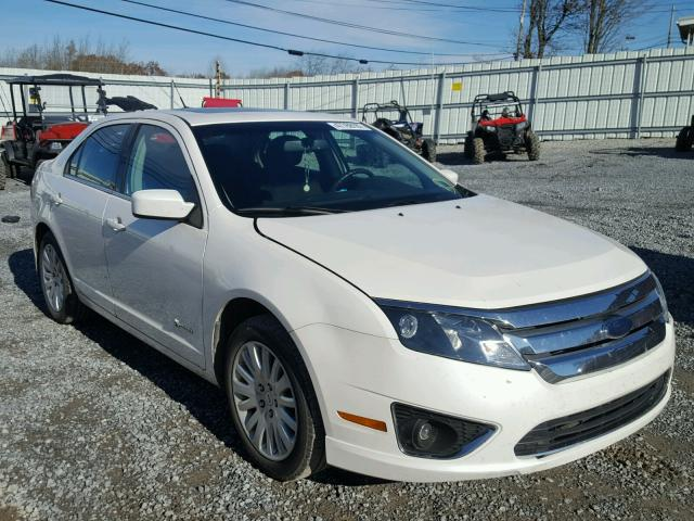 2010 FORD FUSION HYB 2.5L