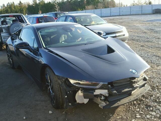 2016 Bmw I8 Photos Salvage Car Auction Copart Usa