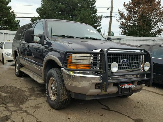 2000 FORD EXCURSION 6.8L