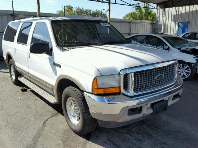 2001 FORD EXCURSION 5.4L