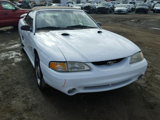 1996 FORD MUSTANG CO 4.6L