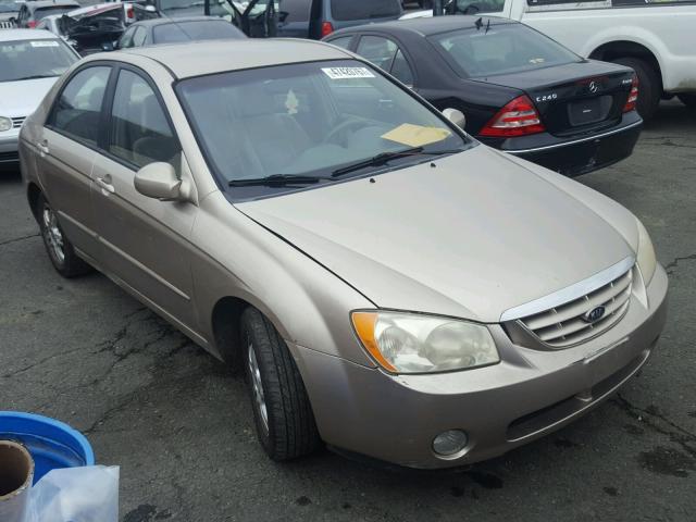 2005 KIA NEW SPECTR 2.0L