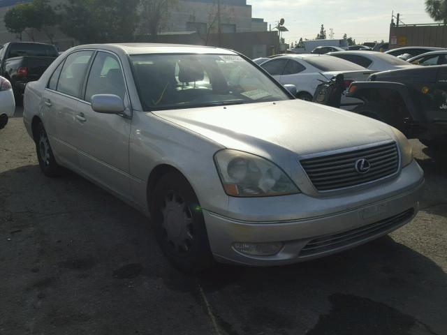 2002 LEXUS LS 430 4.3L