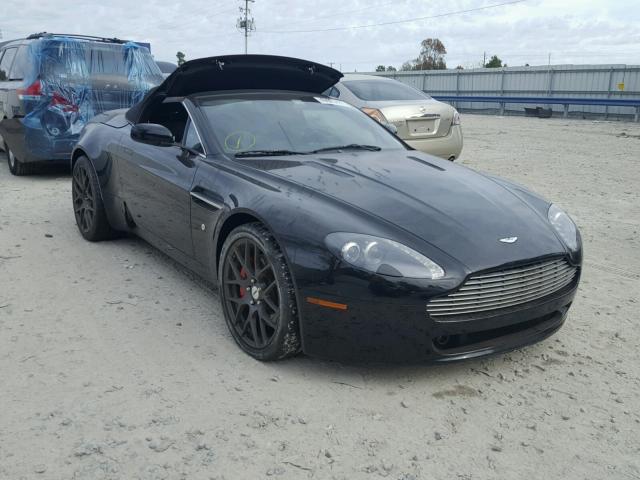 ASTON MARTIN V VANTAGE For Sale NC RALEIGH Salvage Cars - Aston martin for sale usa